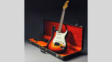 Today Bob Dylan's Legendary '65 Strat Is On Auction