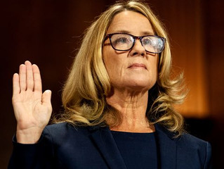 We stand with Dr. Christine Blasey Ford.