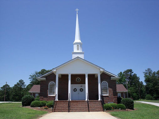 church front, ppbc church front, ppbc church front bw