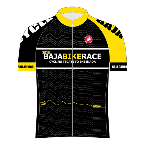 2016 Official Race Jersey by Castelli