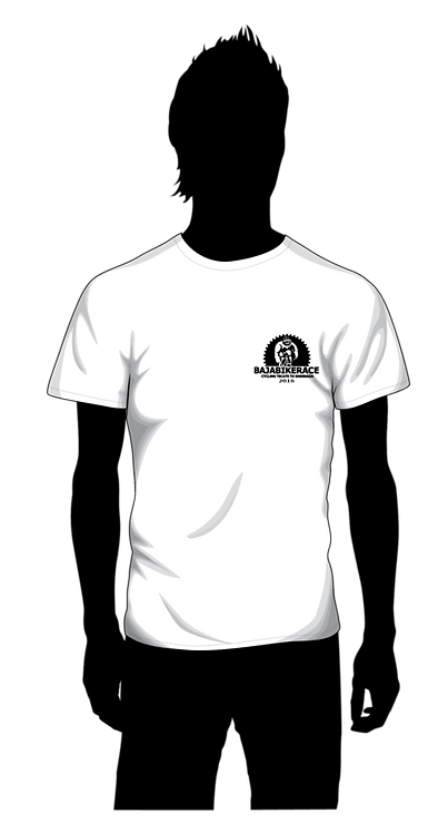 2016 Baja Bike Race Official T-Shirt