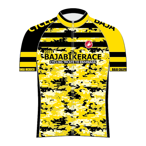 2017 Official Race Jersey by Castelli