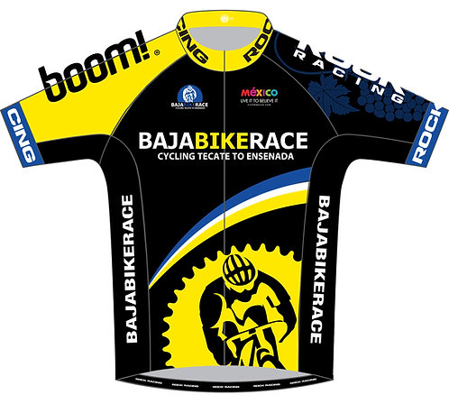 2015 Official Race Jersey by Rock Racing