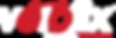 Velofix logo Redwhite.png