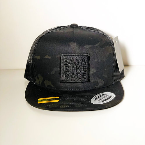 BBR Multicam 5 Panel Trucker
