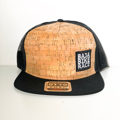 copy of BBR Cork 5 Panel Trucker - Side logo