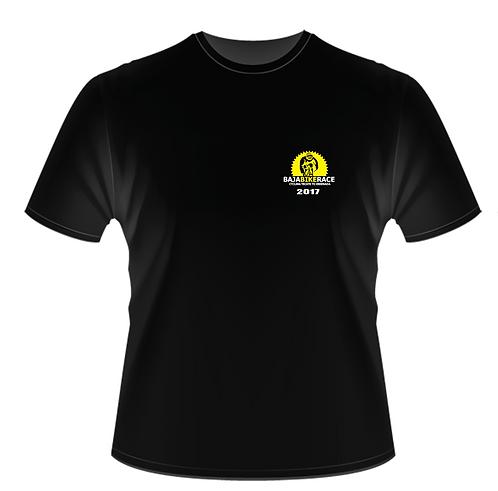 2017 Baja Bike Race Official T-Shirt