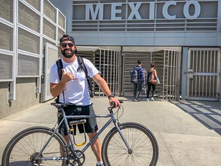 Race Director of Baja Bike Race: Josh Poe