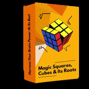Magic Squares, Cubes & Its Roots