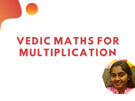 Vedic Maths for Multiplication