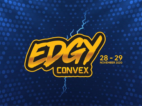 EDGY Convex - The Online Series