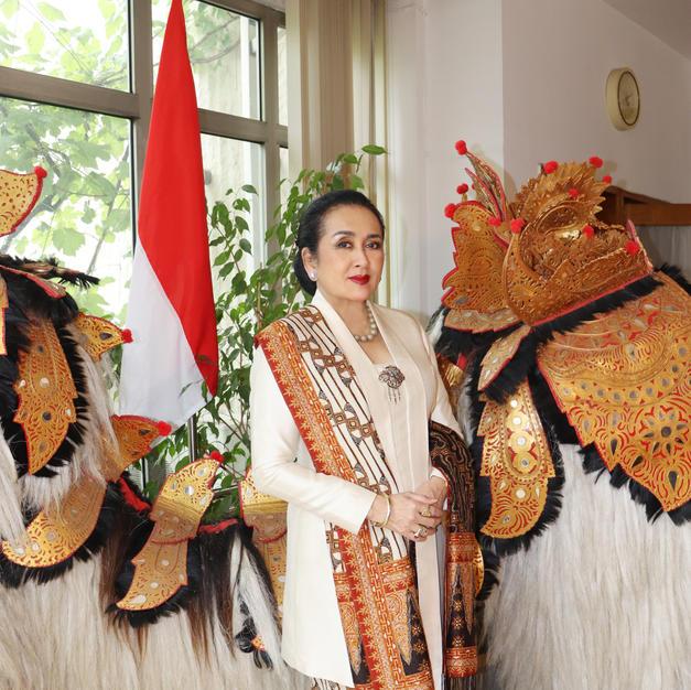 H.E Mrs. Astari Rasjid