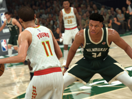 NBA 2K21 Big Gameplay Changes Announced, Demo Coming Soon