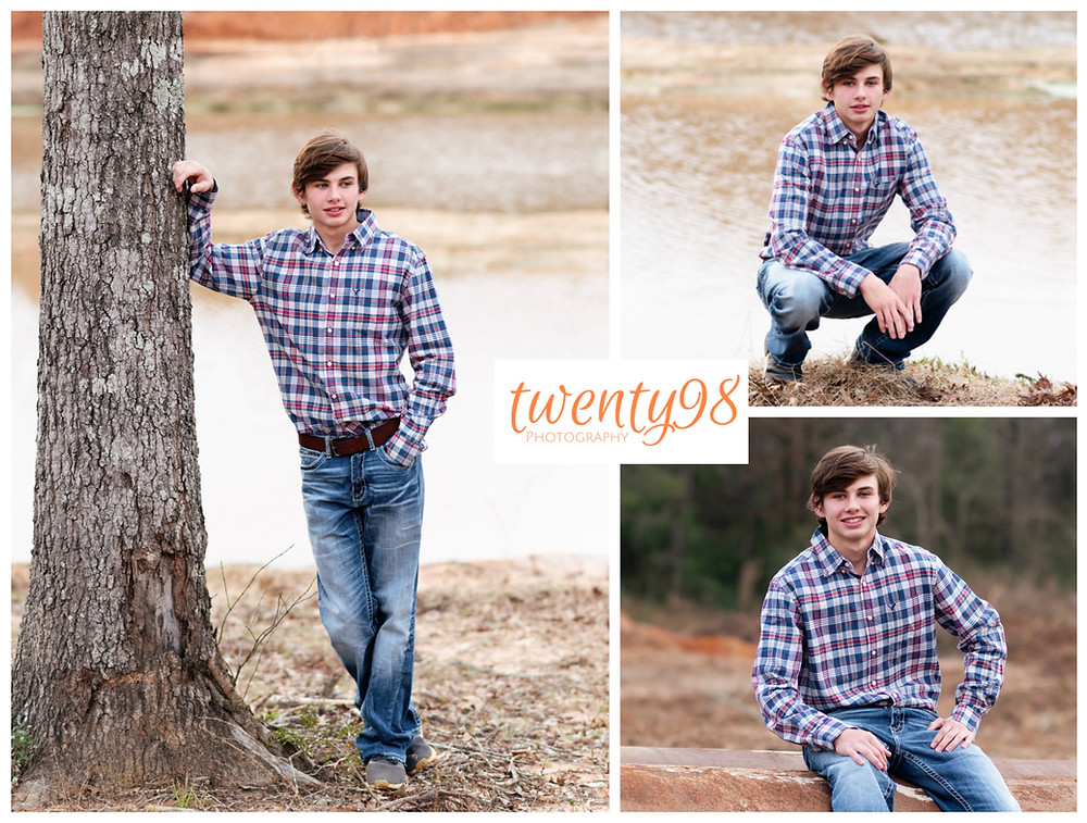 Senior Portraits - Centerville High School - Texas