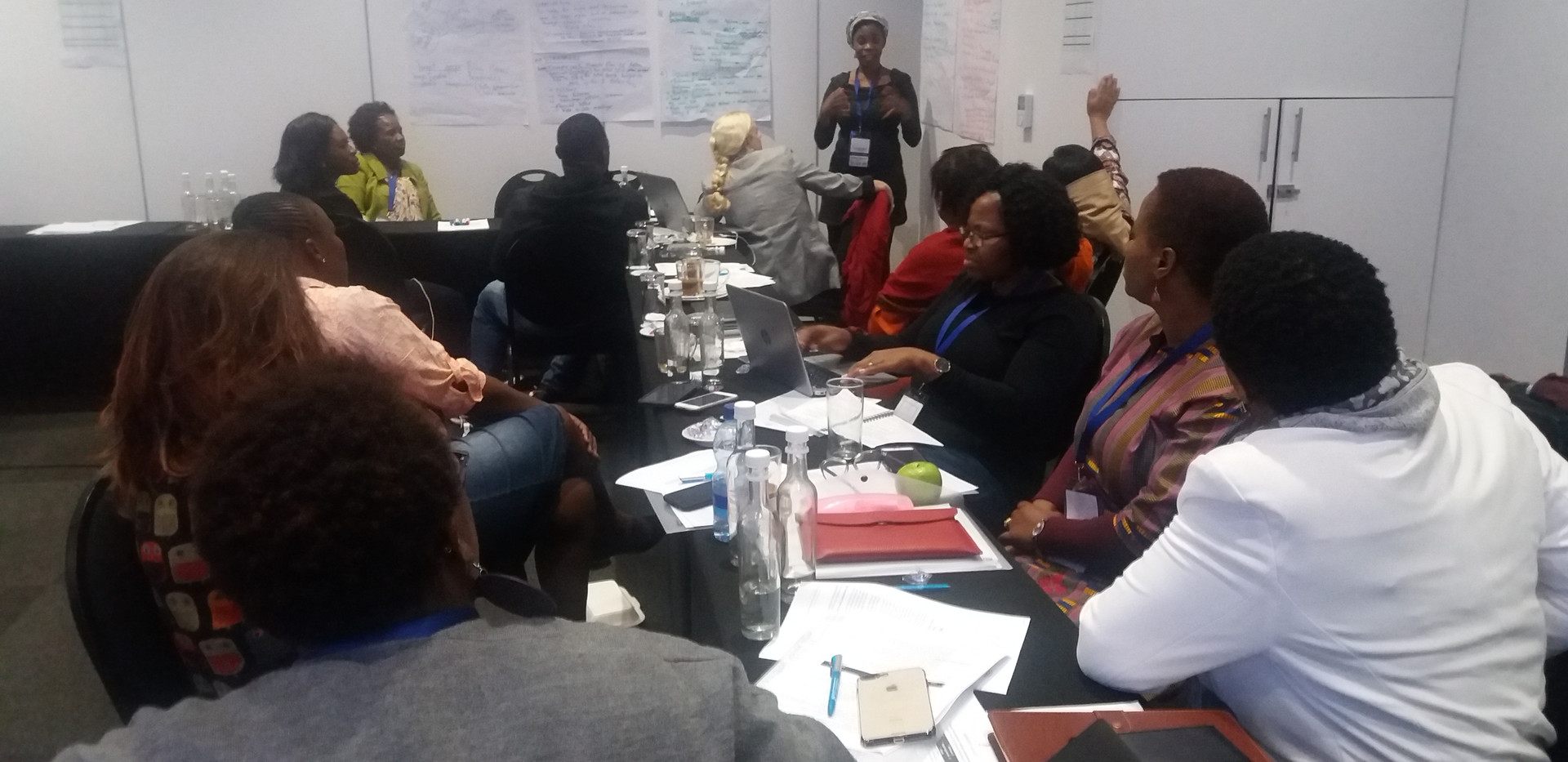 Strategic Advisory Committee and SADC Advocacy Meeting