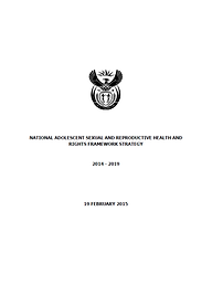 National SRHR Framework Strategy 2014-20