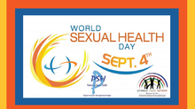 World Sexual Health Day 2018 (WSHD, 4th Sept 2018)