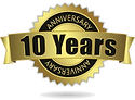 10 Years Gold Logo - TP2.png