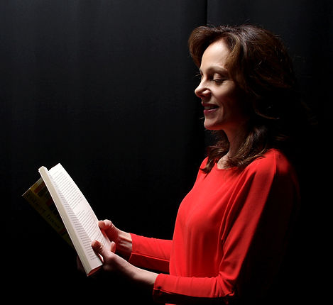 Nadine Meyer readings