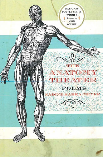The Anatomy Theater book of poems