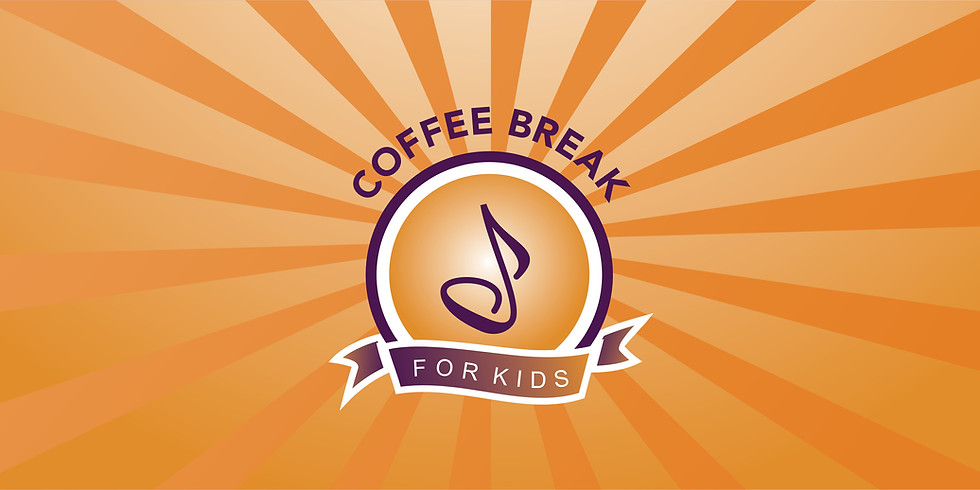 Coffee Break for Kids!