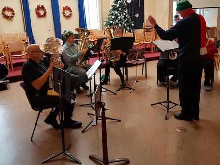 Merry Tuba Christmas!