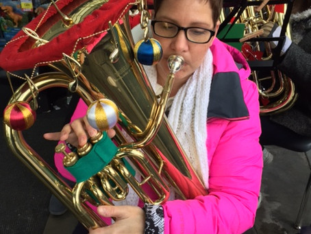 Tuba Christmas: Perform with Us!