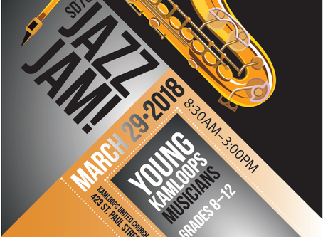 Join us for Jazz Jam and hone your skills!