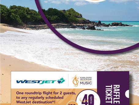 The Gift of Flight from WestJet!