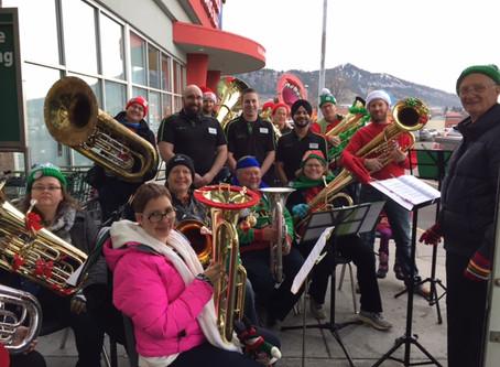 Enjoy the Sounds of Tuba Christmas!