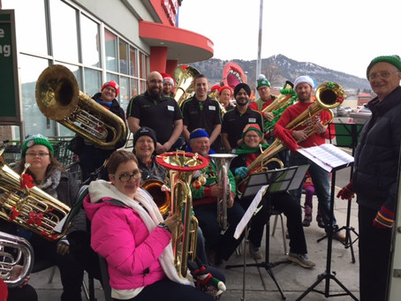 Enjoy the Sounds of Tuba Christmas!