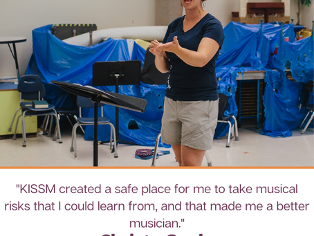 Find More than Music, Christy's Story