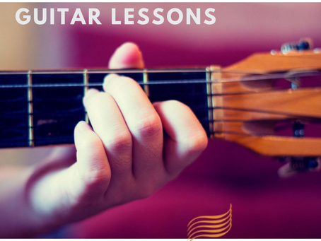 Whole Note Program - Private Guitar Lessons