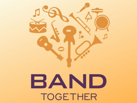 BAND Together Returns to Valleyview Secondary!