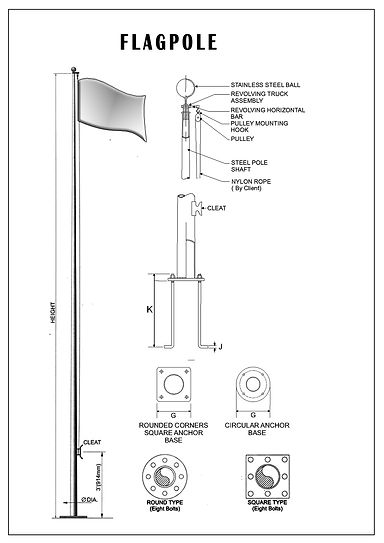 Flagpole Supplier