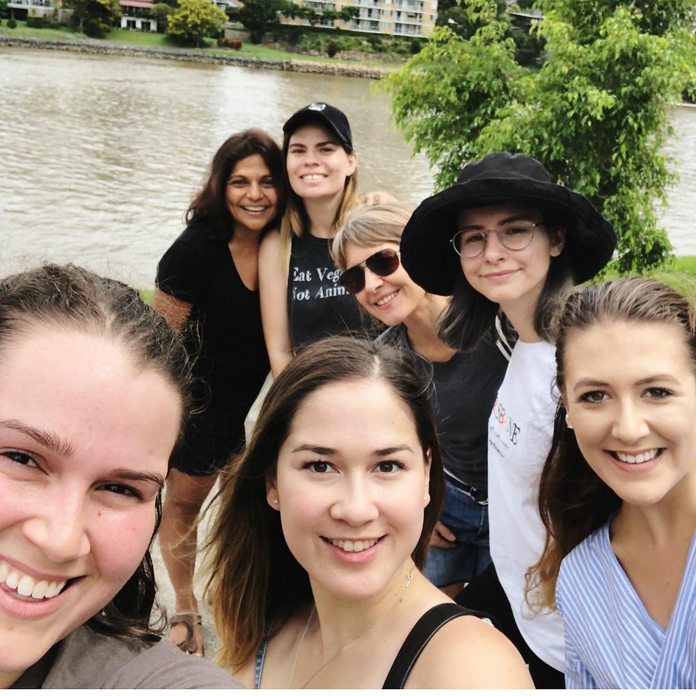 Brisbane monthly clean meet up