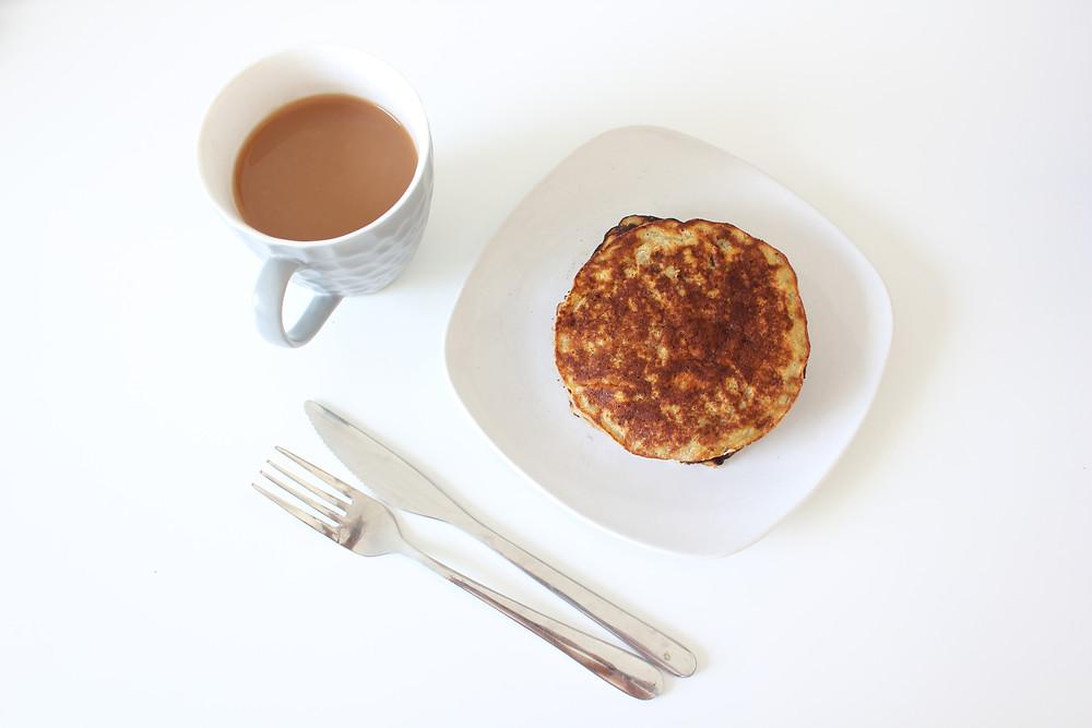 zero waste pancakes healthy