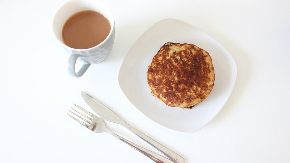 Healthy Zero Waste Pancakes
