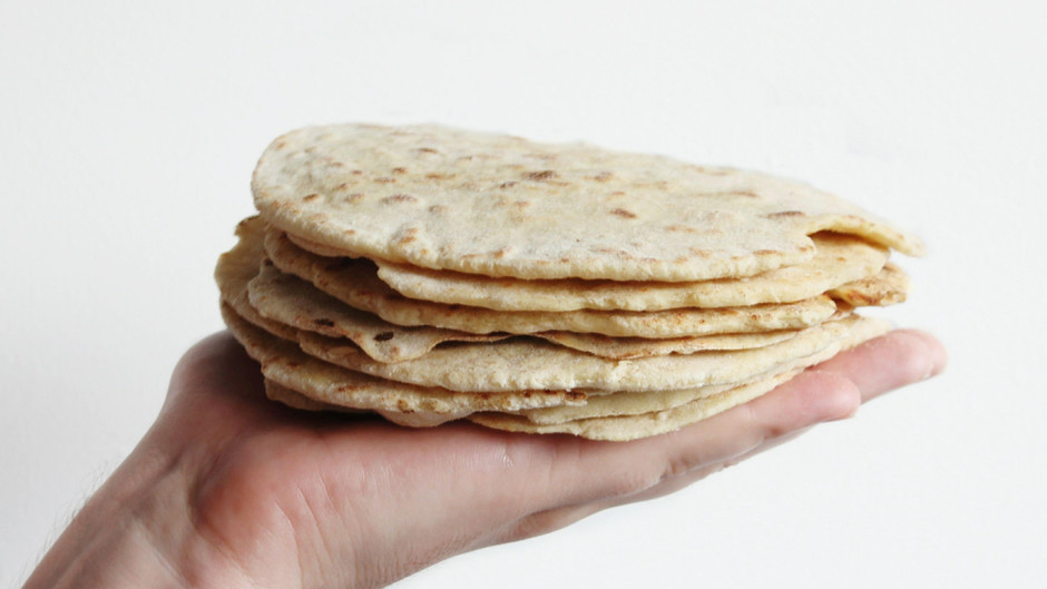 Zero Waste Tortillas