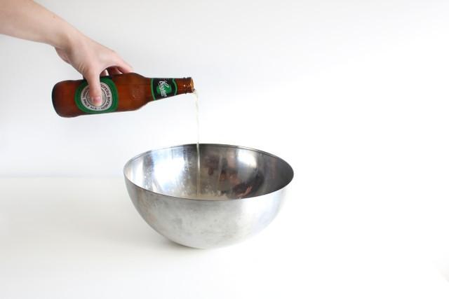 Zero waste recipe beer bread