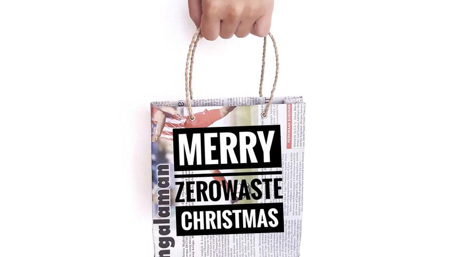 Merry Zero Waste Christmas
