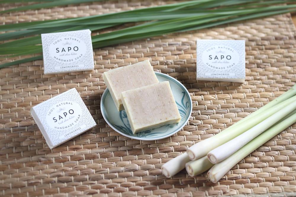 zero waste soap handmade homemade sapo soap vietnam hoi an