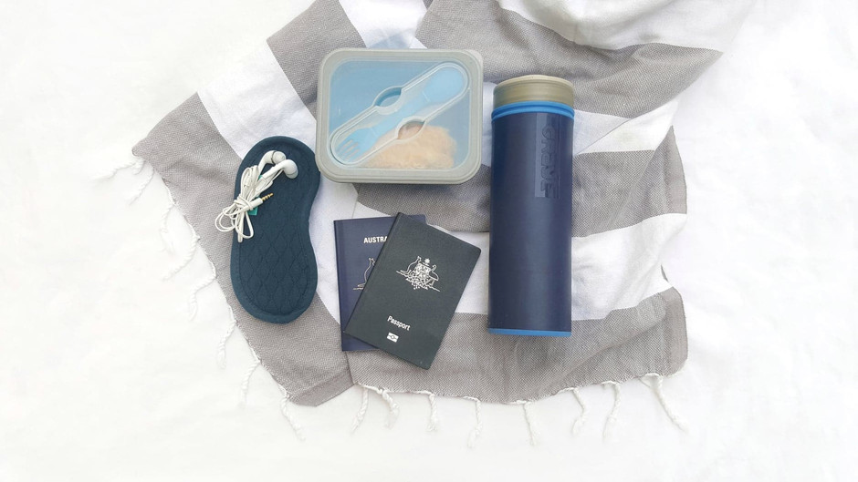 10 Tips for a Zero Waste Flight