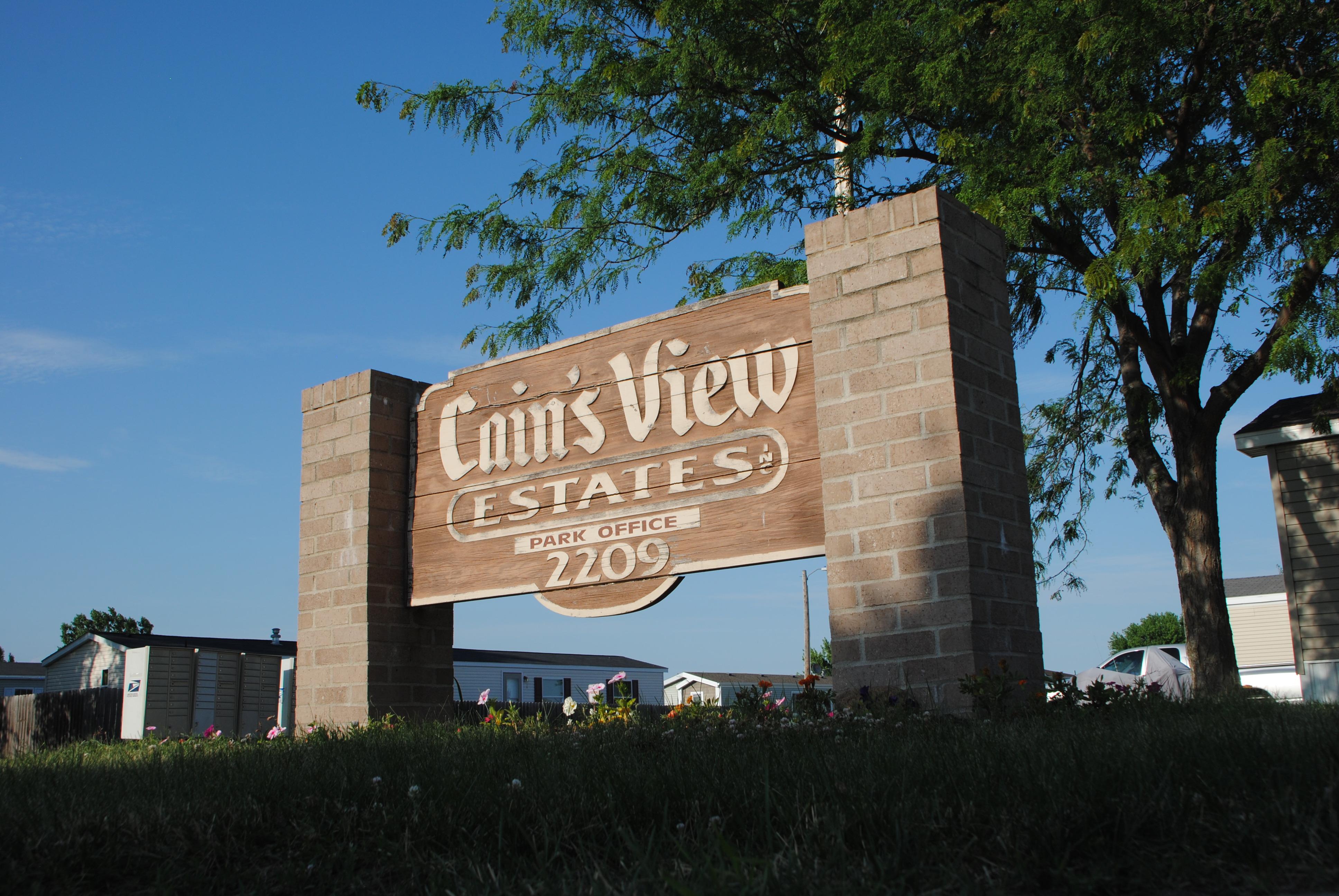 Cain's View Estates