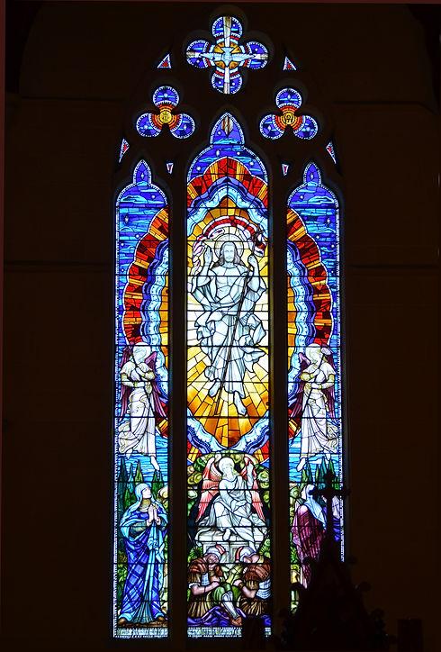 resurrection window  2013 014.JPG