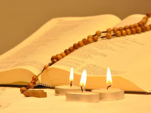Spiritual Rosary Virtual Pilgrimage September 8th - October 9th