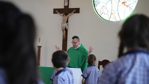 Children's Liturgy of the Word Continues to Grow