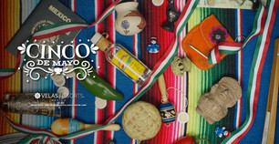 Celebrate Cinco de Mayo with Festive Virtual Zoom Backgrounds and Traditional Mexican Recipes