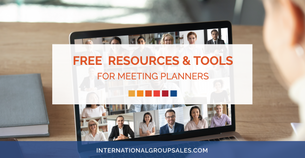 Free Resources & Tools for Meeting Planners
