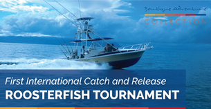 Crocodile Bay to Host First International Catch and Release Roosterfish Tournament